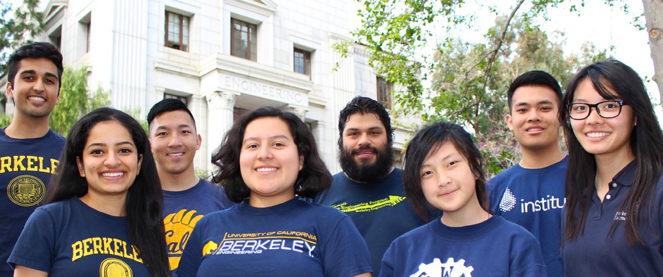 Berkeley Engineering Students Photo